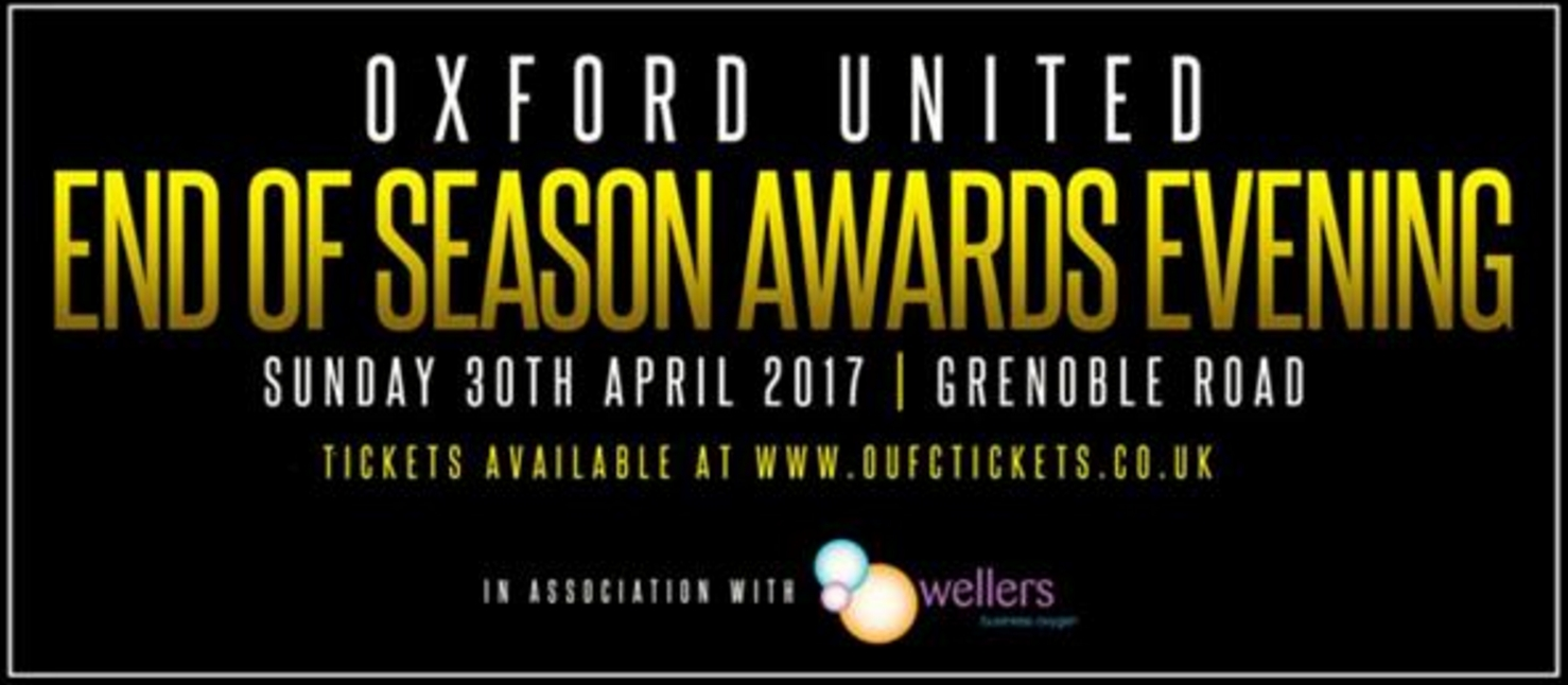 Isinglass sponsors OUFC Community Award 2017